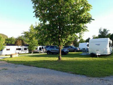 Camping – Caravans and Tents